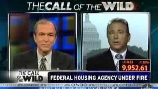 Rep. Scott Garrett on CNBC to discuss raising FHA downpayment requirement