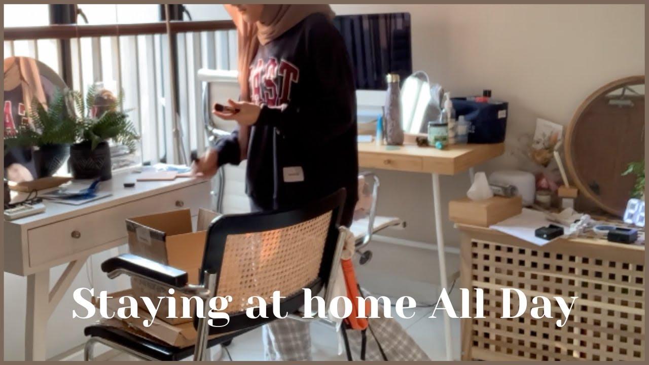 Staying At Home All day Ep.2 | Rafa Dhafina