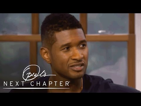 Exclusive: Why Usher Signed Justin Bieber | Oprah's Next Chapter | Oprah Winfrey Network