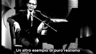 TOM LEHRER - National Brotherhood Week + When You Are Old and Grey | SUB ITA