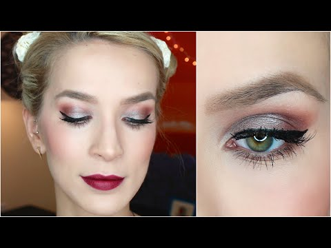 makeup-tutorial:-fall-party-(eyes-+-lips)- -leighannsays