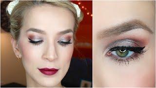Makeup Tutorial: Fall Party (Eyes + Lips) Thumbnail