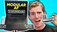 The CRAZY Upgradeable Laptop - Panasonic TOUGHBOOK 55 Showcase