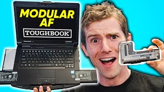 Download The CRAZY Upgradeable Laptop - Panasonic TOUGHBOOK 55 Showcase Mp3 and Videos
