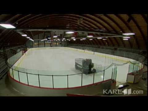 Roseau Hockey Land of 10,000 Stories