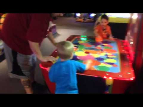 Toddler Air Hockey