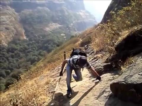 Trek to Harishchandragad (Ahmednagar, Maharashtra, India)