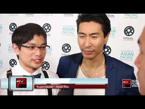 Chris Pang of Crazy Rich Asians talks importance of LAAPFF 2018
