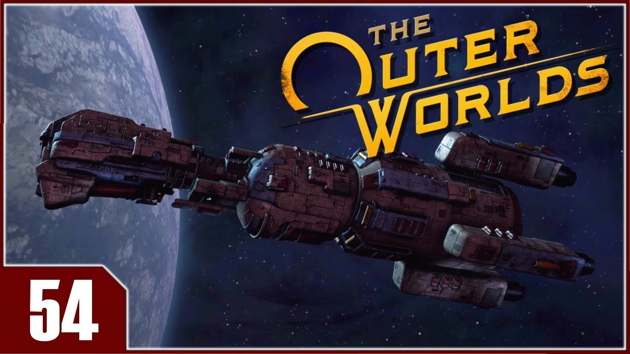 The Outer Worlds - EP54 Makes Space Suits, Won't Travel ...