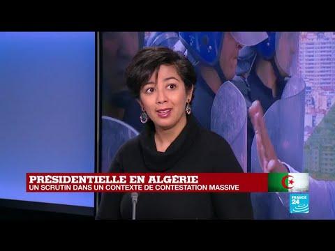 """Présidentielle en Algérie : """"Légitime ou pas, le président aura le pouvoir du sceau, du tampon"""""""