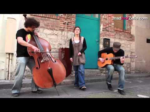 ZAZ -  Dans ma rue (acústico)