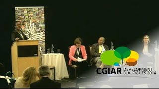 The CGIAR Development Dialogues: Climate-smart agriculture