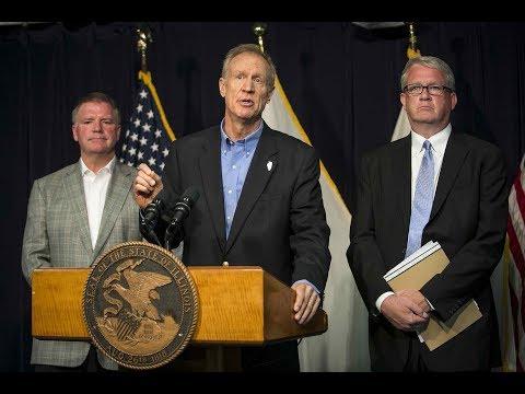 Gov. Rauner discusses Illinois school funding bill