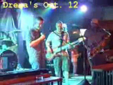 Devon, Ralph, Alan, Mike and Dave Curtis Oct. 12 Jam
