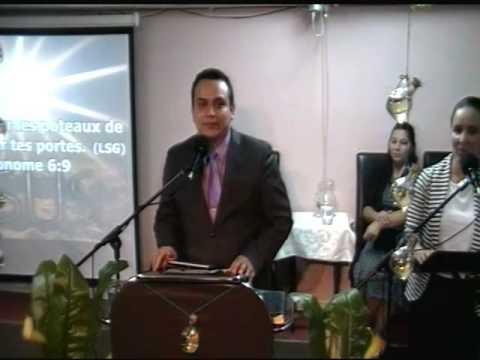 LA FAMILIA EN DIOS - Pastor Luis Miguel Marin