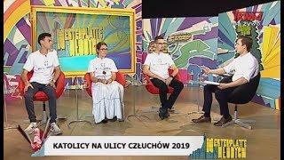 Westerplatte Młodych: Katolicy na ulicy Człuchów 2019 (14.06.2019)