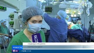 Бокерия провел операцию по вживлению уникального искусственного клапана аорты