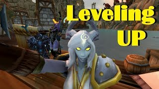 World of Warcraft Leveling up 60+