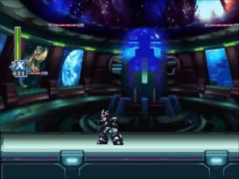 Mega Man X6: Ground Scaravich Stage- No Damage, Buster ...