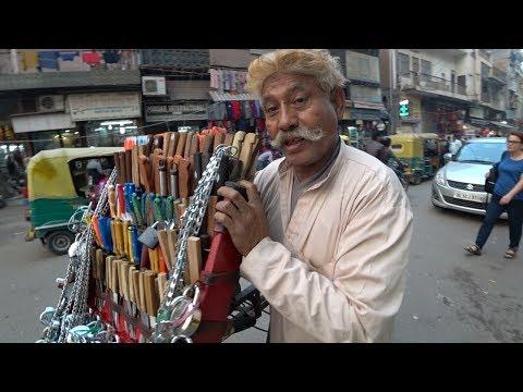 Delhi's Worst Bazaar | Paharganj 🇮🇳