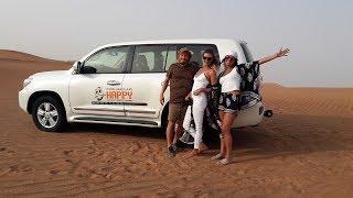Happy and Loving Desert Safari Dubai