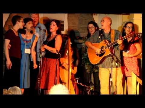 Philadelphia Ceili Group Irish Traditional Music & Dance Festival, Singers Night