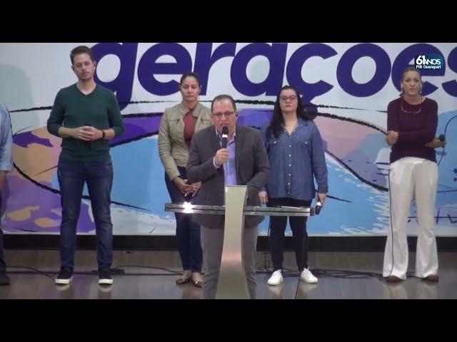 Culto Primeira Igreja Batista em Guarapari 02/09/2021-19h30