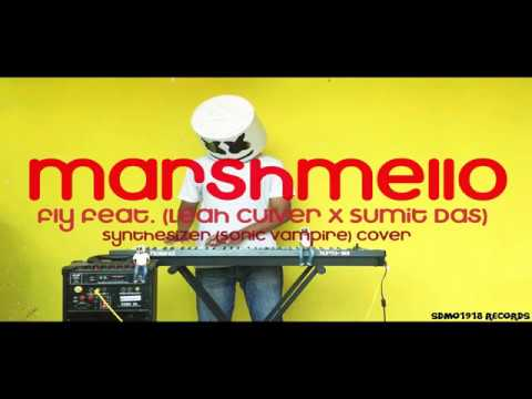 Marshmello  Fly Feat Leah Culver x Sumit Das Synthesizer  Sonic Vampire
