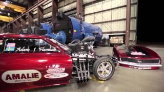 HURST Race Car Photo/Video Shoot