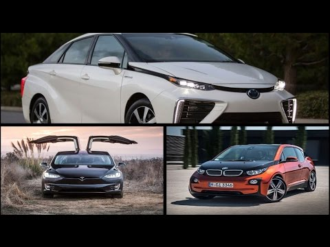 Electric Cars Rating 2017 Best 1
