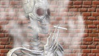 легкий способ бросить курить ЖЕСТЬ ШОК!!!Детям не смотреть!(все кто посмотрят это видео гарантирую что вы больше не будете курить эту дрянь., 2016-02-25T20:22:48.000Z)