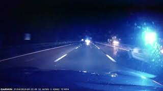 Dashcam captures police chase on the M4 *NEW 2019 NOT CLICKBAIT* (11/05/2019)