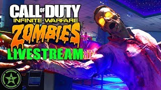 Achievement Hunter Live Stream - Call of Duty: Infinite Warfare - Zombies