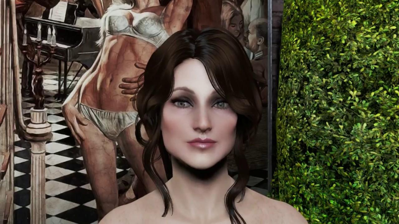 Fallout 4 - Olivia Wilde Preset