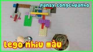 Cùng chơi trò lắp ghép mô hình đồ chơi 3D trong 2h đồng hồ - pansy congchuanho