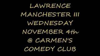"Lawrence Manchester III ""November Promo"" Thumbnail"