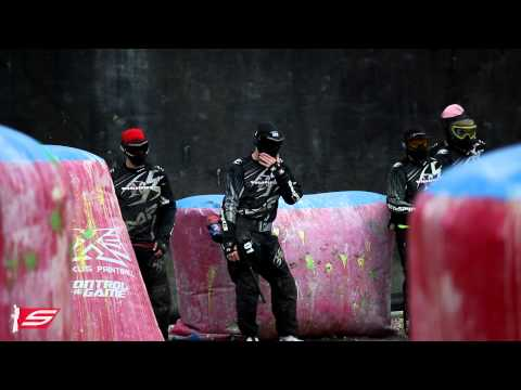 2013 Omaha Vicious vs Tampa Bay Damage Paintball Practice - Road to PSP Dallas Open