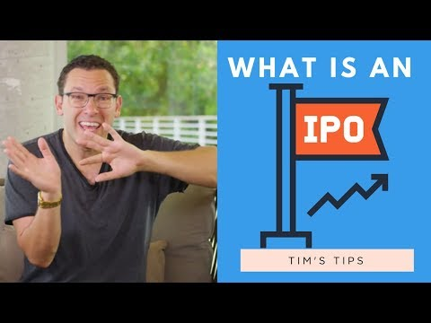 IPO Secrets Revealed | What IS an Initial Public Offering?
