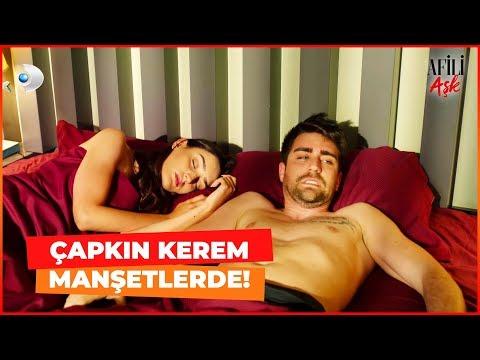 Kerem'in Çapkınlıkları Gazete Manşetlerinde! - Afili Aşk 1. Bölüm