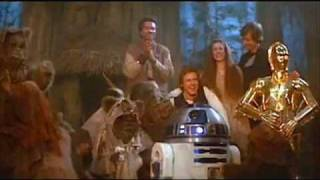 Star Wars Episode VI Soundtrack - Ewok Celebration