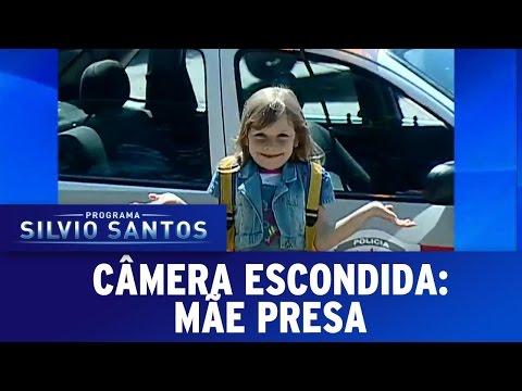 Câmeras Escondidas (06/03/16) - Mãe Presa