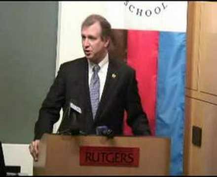 Assemblyman John Wisniewski speaks out against Monetization