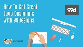 How to Get Great Logo Designers w/ 99Designs