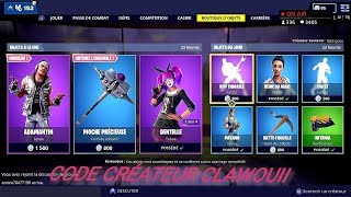 BOUTIQUE FORTNITE DU 2 MAI 2019 - FORTNITE ITEM SHOP APRIL 2 MAY 2019 NOUVEAU PACK !!!