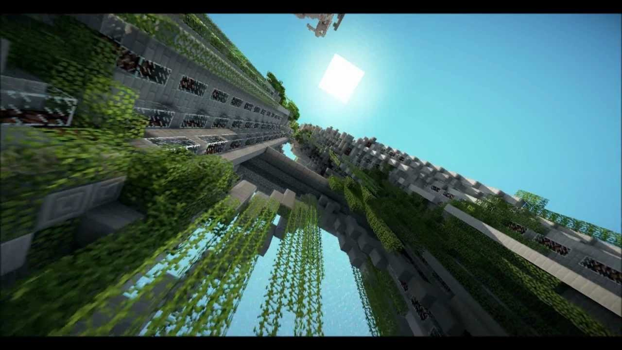 Minecraft PE Hunger Games [DOWNLOAD] - YouTube