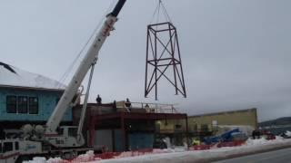 Video still for Boyne City Clock Tower