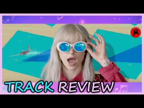 PARAMORE - HARD TIMES   Music Video/Track Review