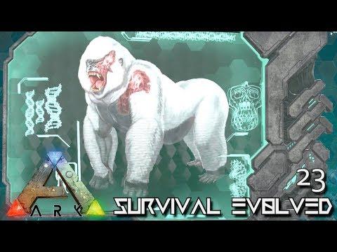 ARK: ABERRATION - NEW GAIA BOSS ALPHA FIGHT !!! E23 (PUGNACIA MOD ARK: SURVIVAL EVOLVED)