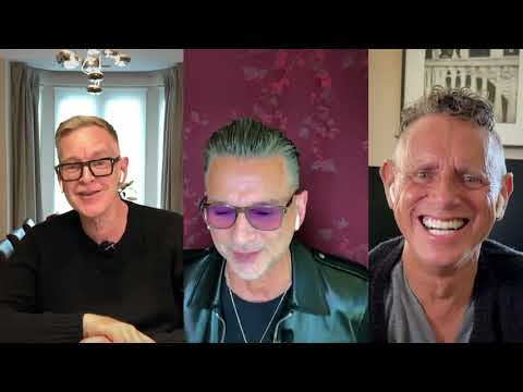 2020 Rock & Roll Hall of Fame Induction Ceremony Depeche Mode Acceptance Speeches