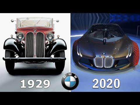 Эволюция БМВ (Авто